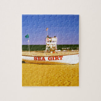 Sea Girt Lifeguard Boat Puzzle