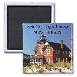 Sea Girt Lighthouse, New Jersey Magnet