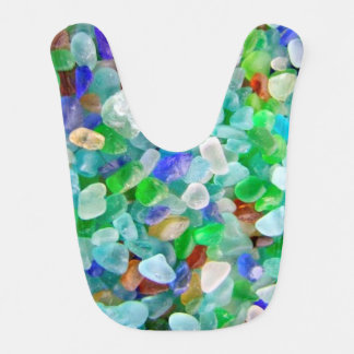 Sea Glass Bib