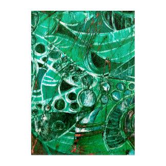 Sea Glass II Acrylic Wall Art