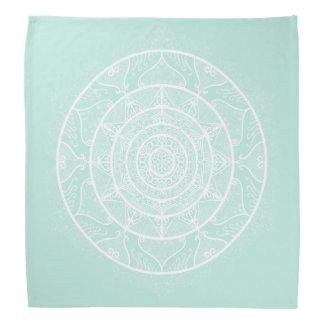 Sea Glass Mandala Bandana
