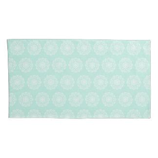 Sea Glass Mandala Pillowcase