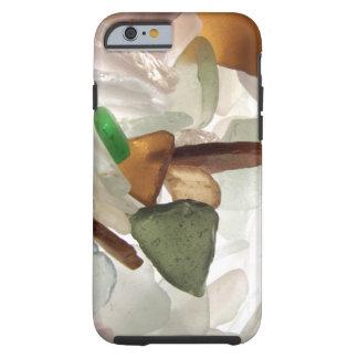Sea Glass or Beach Glass Tough iPhone 6 Case