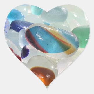 Sea Glass Stickers