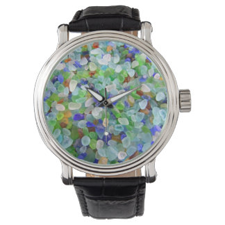 Sea Glass Watch
