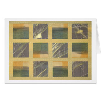 Sea Grasses Greeting Card