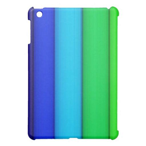 Sea green, Colours  Rainbow Cover For The iPad Mini