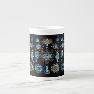 Sea Green Siphonophorae Tea Cup