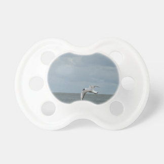 Sea gull baby pacifiers