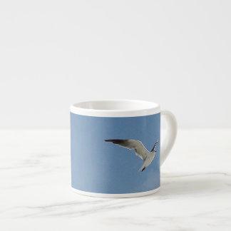 Sea Gull on the Beach Espresso Mug