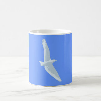 Sea gull seagull coffee mug