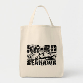 Sea hawk Grocery Tote