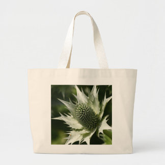 Sea Holly Jumbo Tote Bag