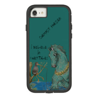Sea Horse And Fishing Bird Case-Mate Tough Extreme iPhone 8/7 Case