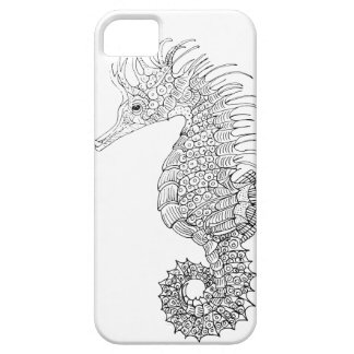 Sea Horse Barely There iPhone 5 Case