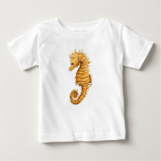 Sea horse Hippocampus hippocampus Baby T-Shirt