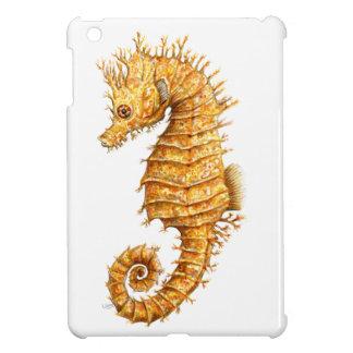 Sea horse Hippocampus hippocampus iPad Mini Cover