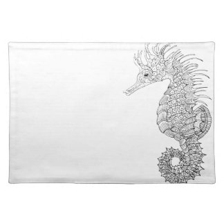Sea Horse Placemat