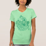 Sea Horse Totem T-shirt