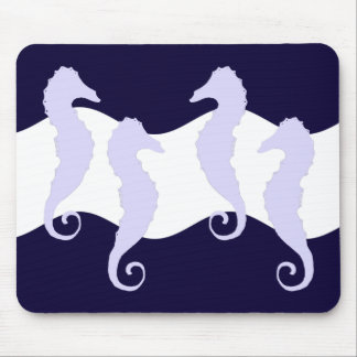 Sea Horses 2 Mouse Pad