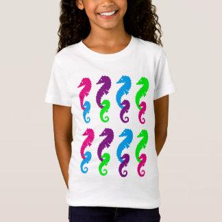 Sea Horses Design T-Shirt