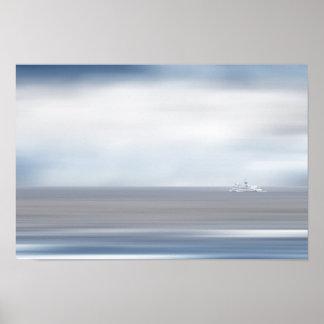 Sea Impressionen Poster