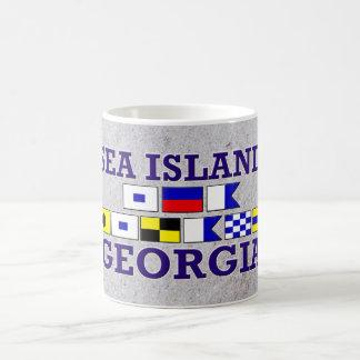 Sea Island, GA - Sandy Mug