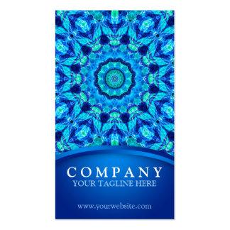 Sea Jewel Mandala Pack Of Standard Business Cards