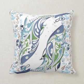 Sea Life American MoJo Pillow Cushions