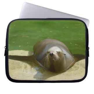 Sea Lion Computer Sleeve