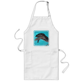 Sea Lion Playing Long Apron