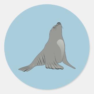 Sea Lion Stickers