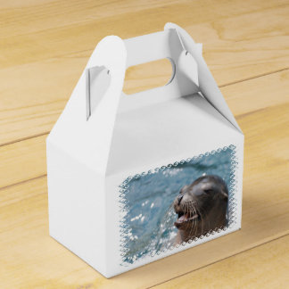 Sea Lion Wedding Favour Box