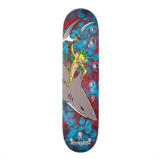 "Sea Monkeez ""Bloody Waters"" Skateboards"