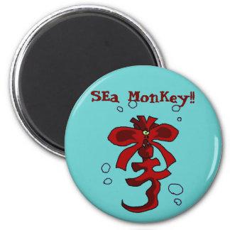 sea monkey magnet