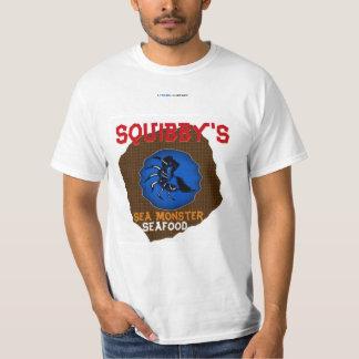 SEA MONSTER SEAFOOD T-Shirt