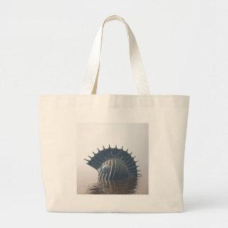 Sea Monsters Large Tote Bag