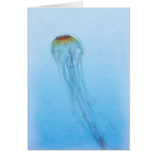 Sea Nettle Card