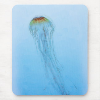 Sea Nettle Mouse Pad