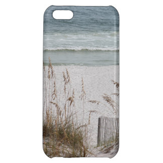 Sea Oats Along the Beach Side Case For iPhone 5C
