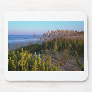 Sea Oats and Beach Elder Mouse Pad