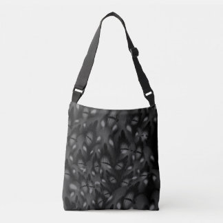 Sea of Faces Crossbody Bag