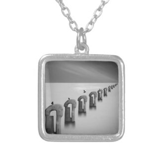 sea-of-fog-3737 silver plated necklace