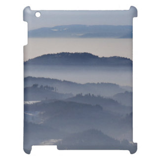 Sea of Foggy Mountains Cover For The iPad 2 3 4