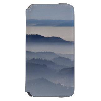Sea of Foggy Mountains Incipio Watson™ iPhone 6 Wallet Case