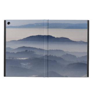Sea of Foggy Mountains iPad Air Case