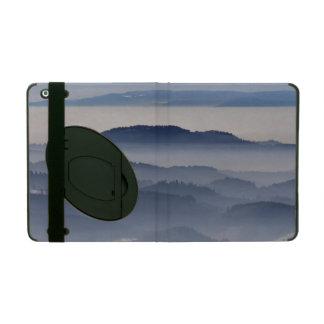 Sea of Foggy Mountains iPad Case