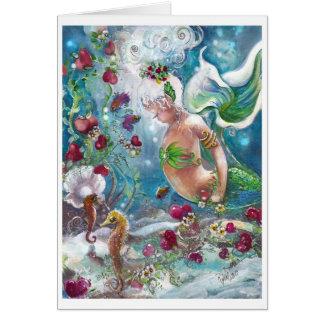 Sea of Hearts Card