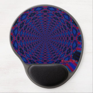 Sea of Holes Gel Mouse Pad