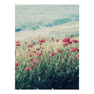 Sea of Poppies Poster